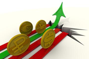 Концепция сильной японской иены