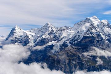 Jungfrau, Mönch, Eiger