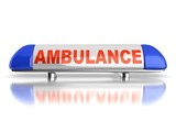 ambulance emergency light