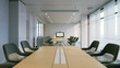canvas print picture - Konferenz Raum - Conference Room