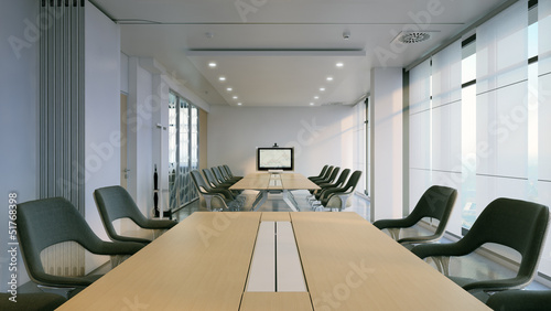 Konferenz Raum - Conference Room