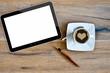 Kaffee Herz Tablet PC
