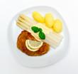 Schnitzel mit Spargel_3