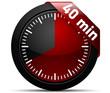 40 Minutes Timer