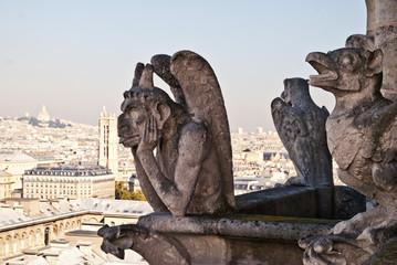Chimäre vom Notre Dame