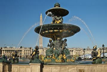 Brunnen, Paris