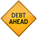 Debt ahead