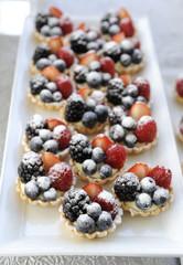 Fresh Homemade Fruit Tart