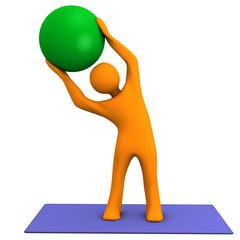 Sport Medicine Ball