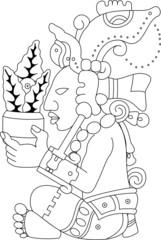 maya - yum kaax