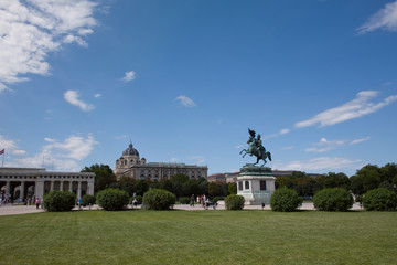 Hofburg Gardens