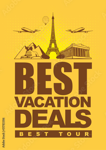 banner best offers for traveling with architectural landmarks
