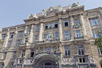 Liszt Ferenc Music Academy a Budapest, Hungary