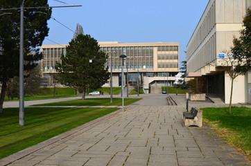 université campus de la doua lyon villeurbanne