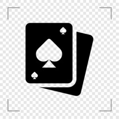 Spades Card Icon