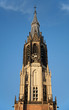 Nieuwe Kerk Clock Tower