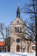 Kirche Stadt Oberharz am Brocken hasselfelde