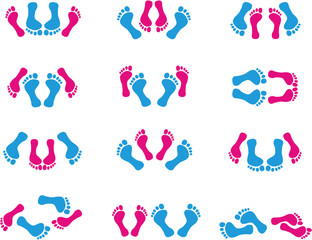 Erotic Feet Positions (Erotik Stellungen Füße)