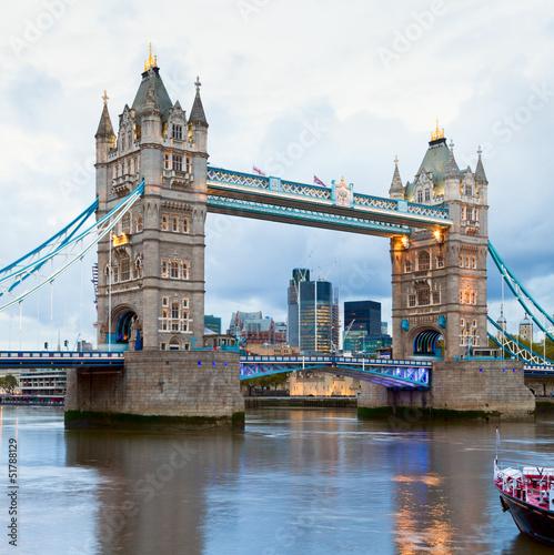 Zdjęcia na płótnie, fototapety, obrazy : Tower Bridge