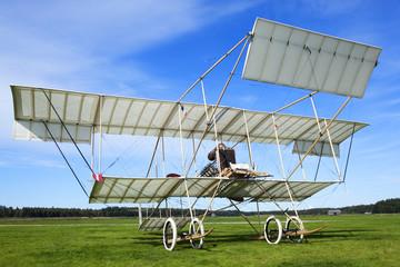 "The aircraft ""Farman IV»"