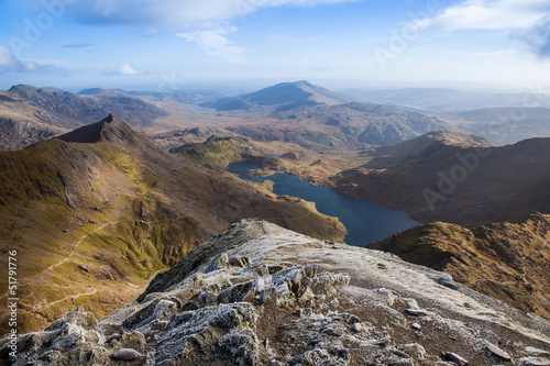 Views from Snowdon