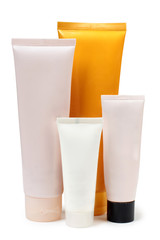 Tubes for lotion