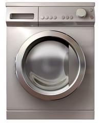 Washing Machine Front View