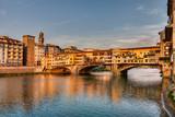 Fototapety Ponte Vecchio,  Florence, Italy