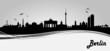 Skyline Berlin Banner