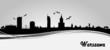 Skyline Warschau Banner