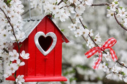 Zum Frühling in Liebe