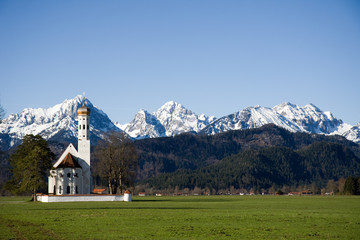 schwangau church