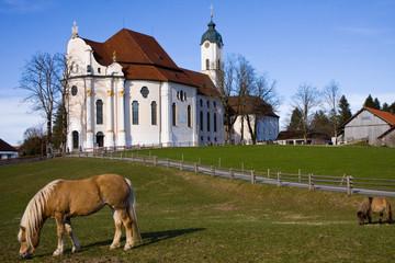 wieskirche sancturary