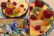 Fête d'Anniversaire - Tarte aux fruits