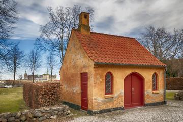 Church Grounds Helsingor