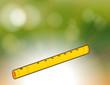 A golden flute