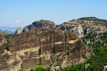 Amazing view of Meteora Monasteries, Greece