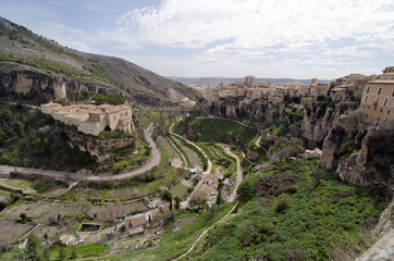 View of City Cuenca