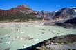 Mount Tronador, Black glacier, Patagonia, Argentina