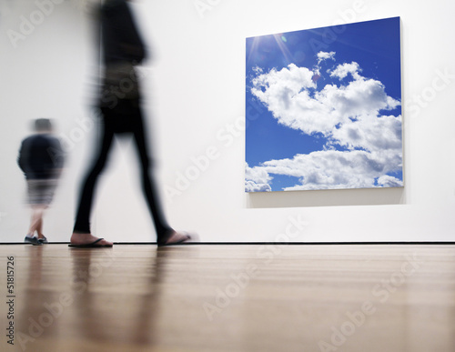canvas print picture museum