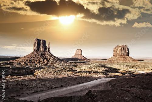 Fototapeten,amerika,american,arizona,blau