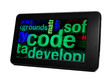 Code op pc tablet