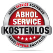 Abholservice - kostenlos