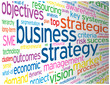 """BUSINESS STRATEGY"" Tag Cloud (competition leadership success)"