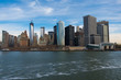 Manhattan Skyline South