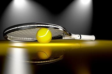 Tennis Racket Show