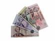 Деньги Приднестровья.