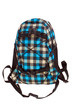 Fashion checkered backpack