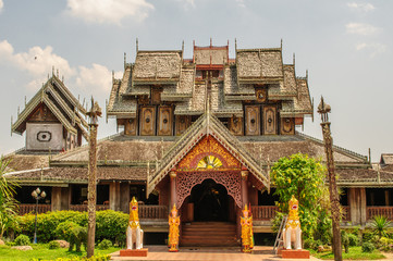 Wat Nantaram, Phayao, Thailand