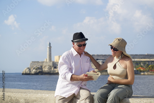 Tourism and old people traveling, seniors having fun on vacation